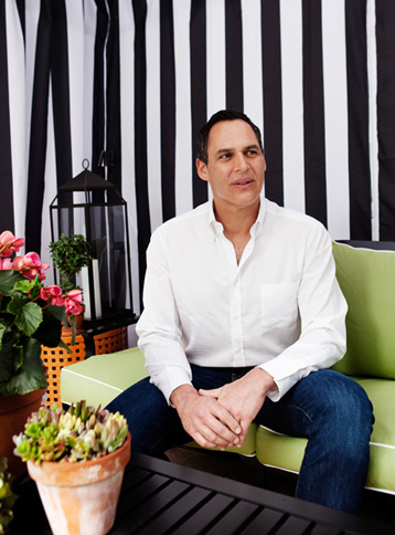 Jeffrey Klein, Owner Sunset Tower Hotel