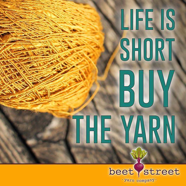 AMEN! 🙏❤️🧶 #knitstagram #yarn #knittersofinstagram #yarnshop #beetstreetyarn www.beetstreetyarn.com