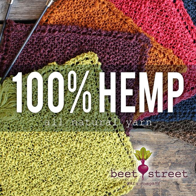 The LOOM Piega 100% Hemp yarn comes in 12 brilliant colors! It is soft and textural and is super fun to work with 🤗🧶❤️ visit our website to see them all! www.beetstreetyarn.com #yarnaddiction #yarnlove #yarnhoarder #localyarnshop #hemp #natural #naturalyarn #knitting #knitters #knittersofinstagram