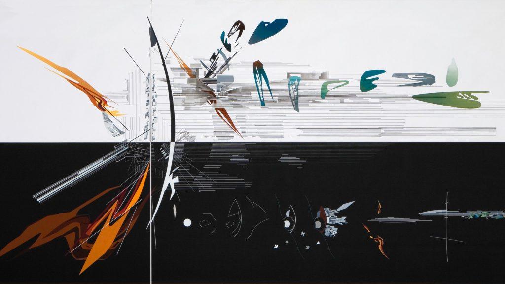 Zaha Hadid, Early Paintings and Drawings