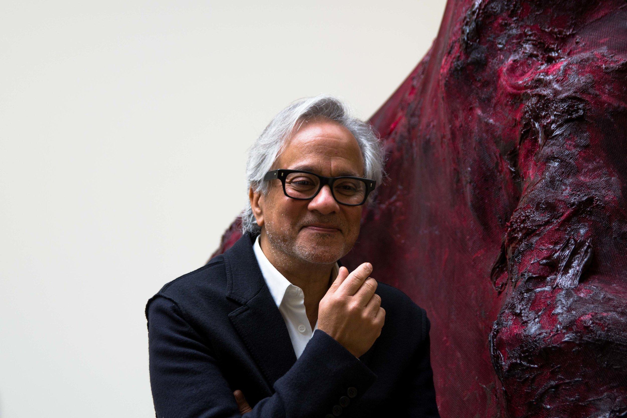 Anish Kapoor Interview