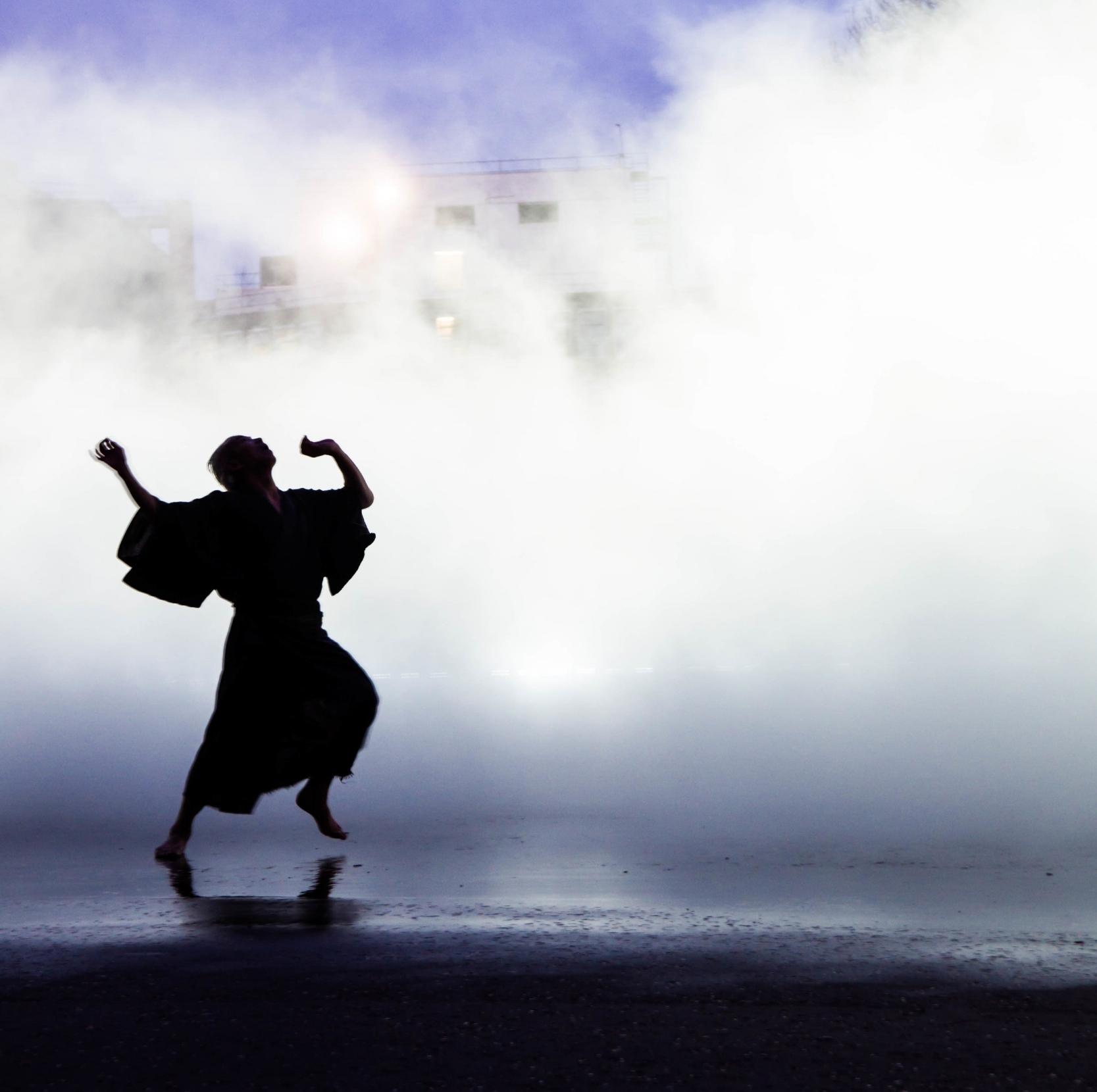 Ten Days Six Nights: Fujiko Nakaya and Min Tanaka