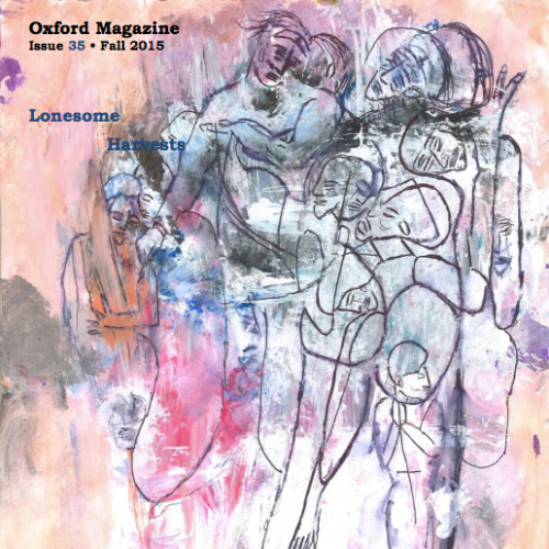 Click here to read  Inalik  online in Oxford Magazine #35, page 44.