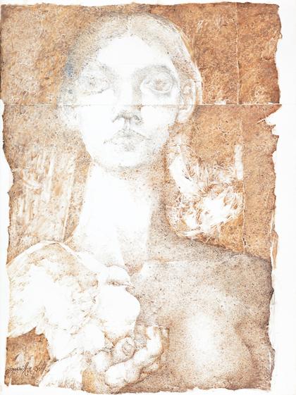Jamil Naqsh: And the Eternal Feminine