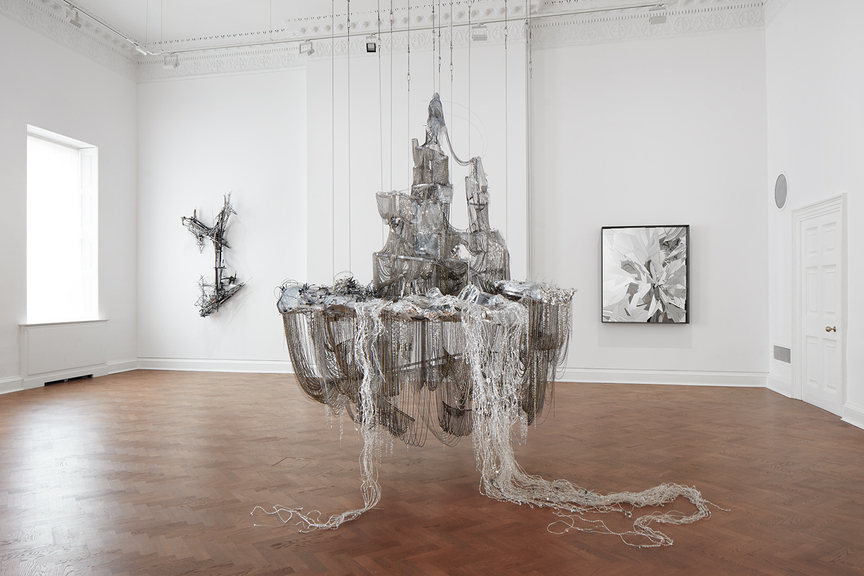 Lee Bul: After Bruno Taut