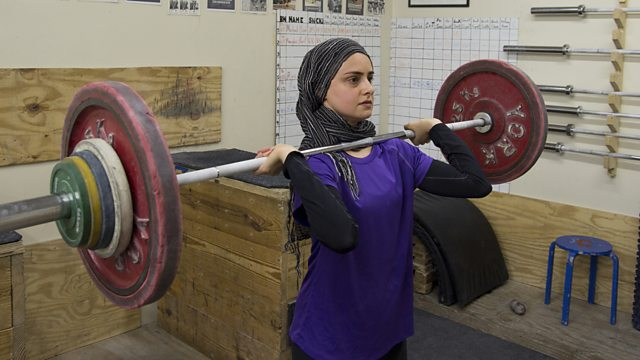 Kulsoom Abdullah: Weightlifting in a Hijab - How Muslim-American Kulsoom Abdullah won the right to compete in weightlifting in Islamic dress in 2011.