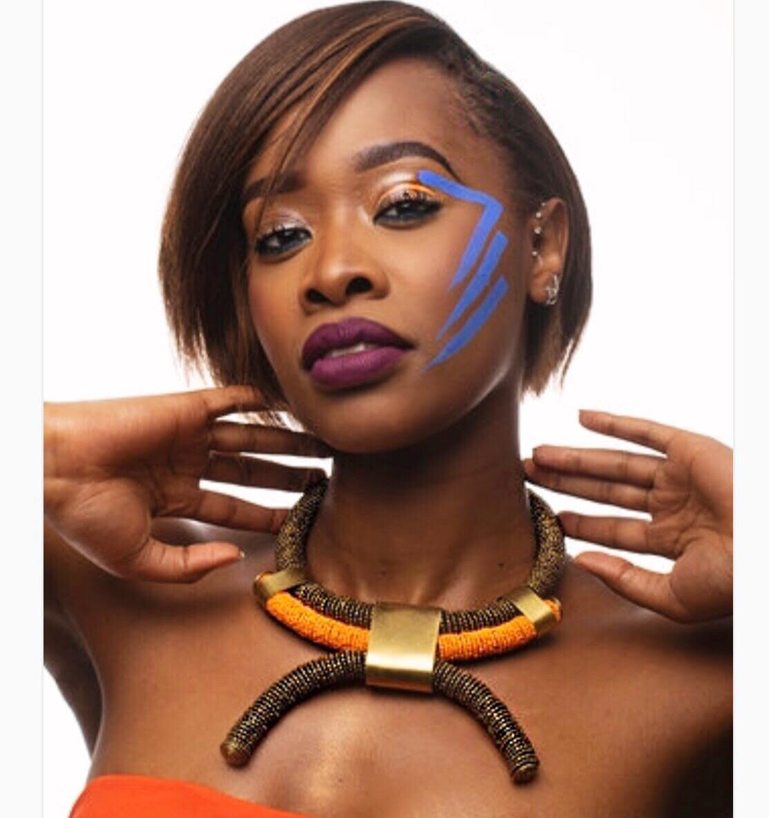 Umutoni Thuku-Benzinge, Founder Kaleidoscope Beauty