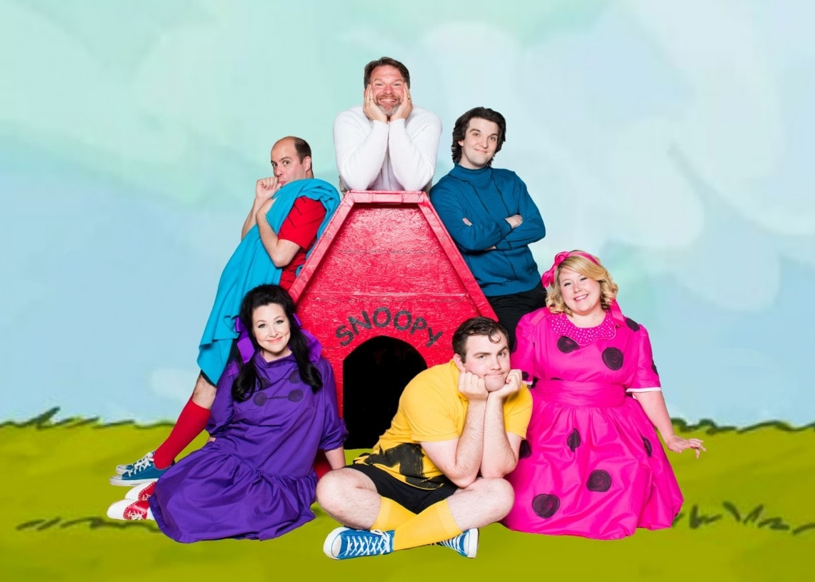 You're a Good Man, Charlie Brown at CenterPoint Legacy Theatre in Centerville, UT