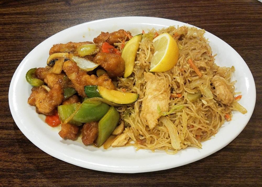 Mexipino Food Utah