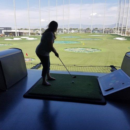 top golf date