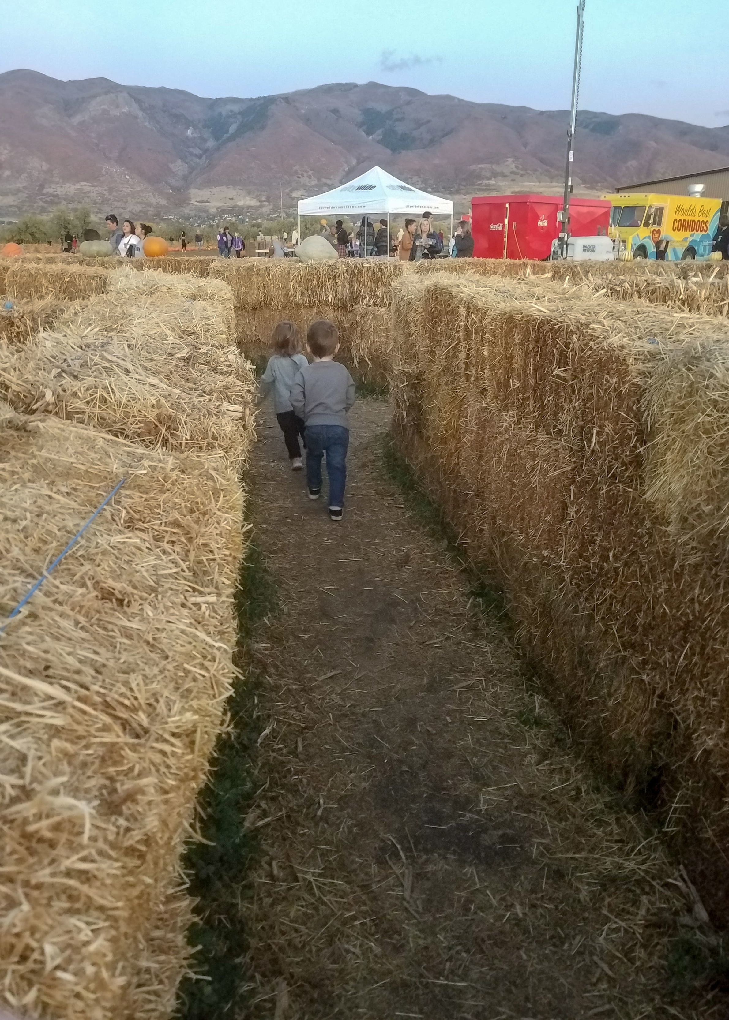 fall activities for kids farmington utah