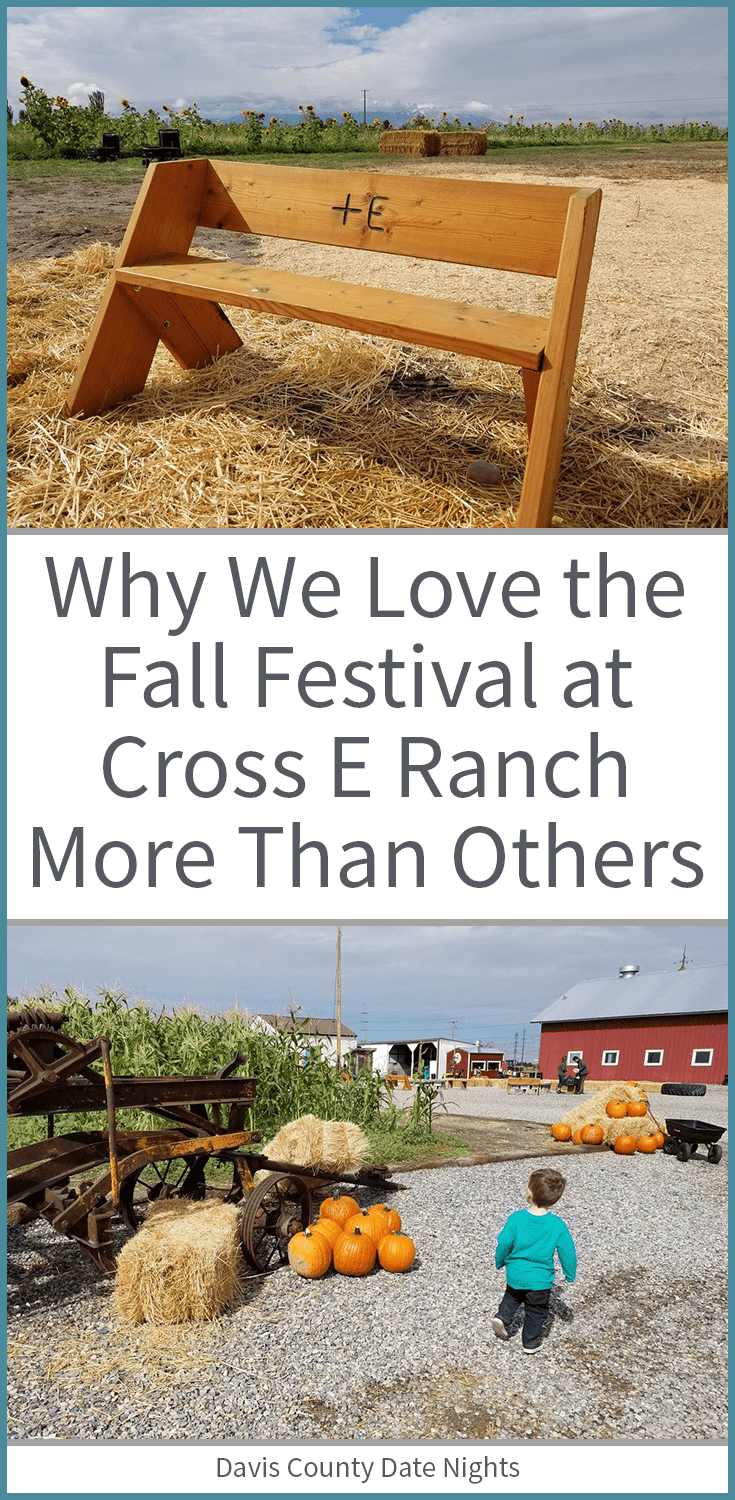 The best place to play during fall festival season in Davis County