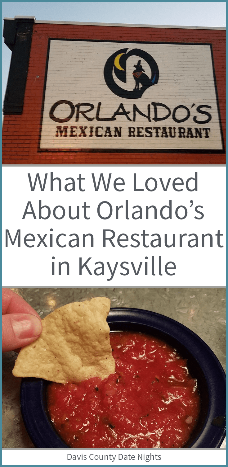 Why You need to try Orlando's in Kaysville