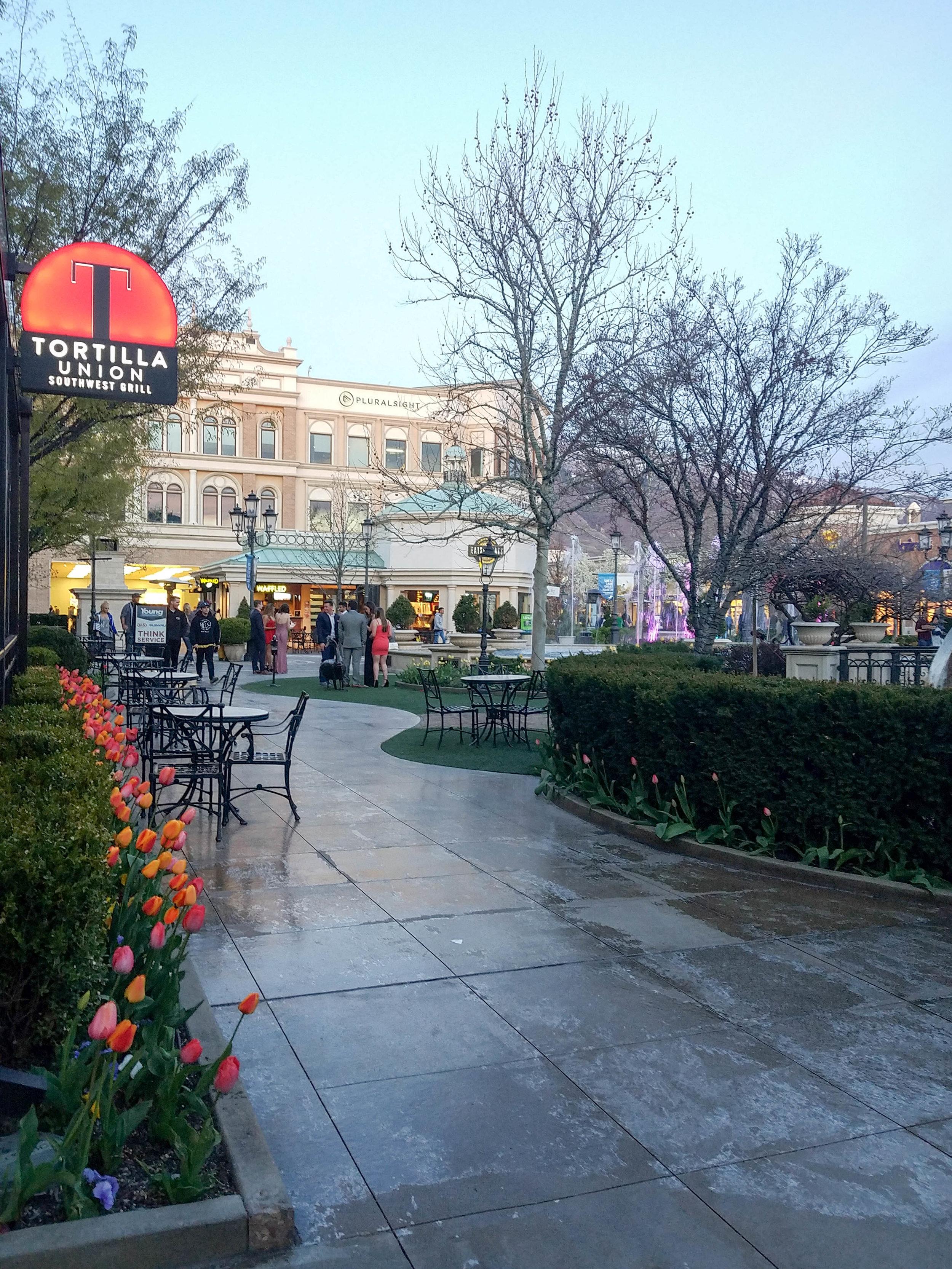 Tortilla Union Station Park Farmington, UT