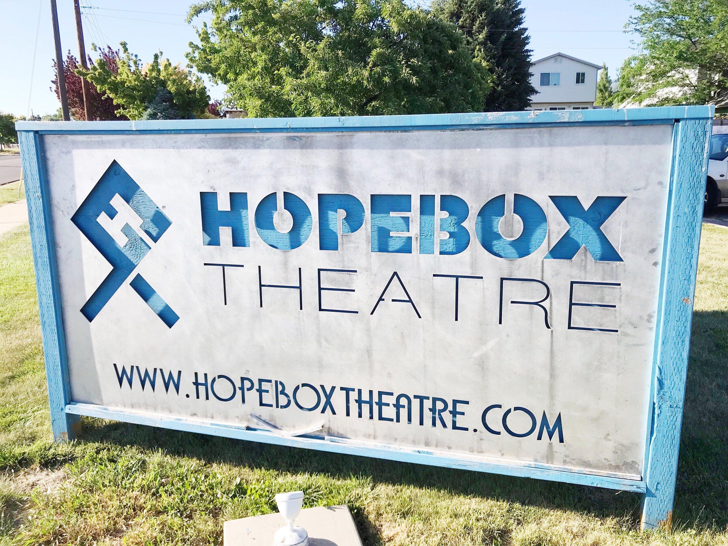 hopebox theatre