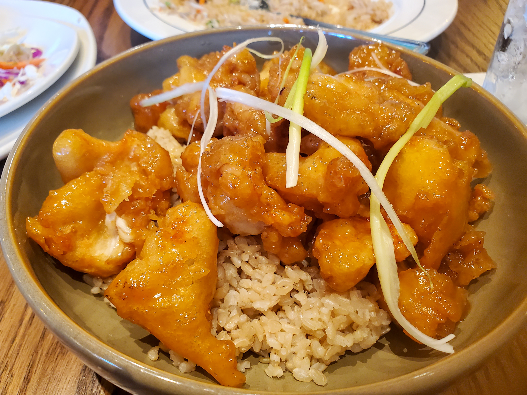 favorite p.f. changs dishes