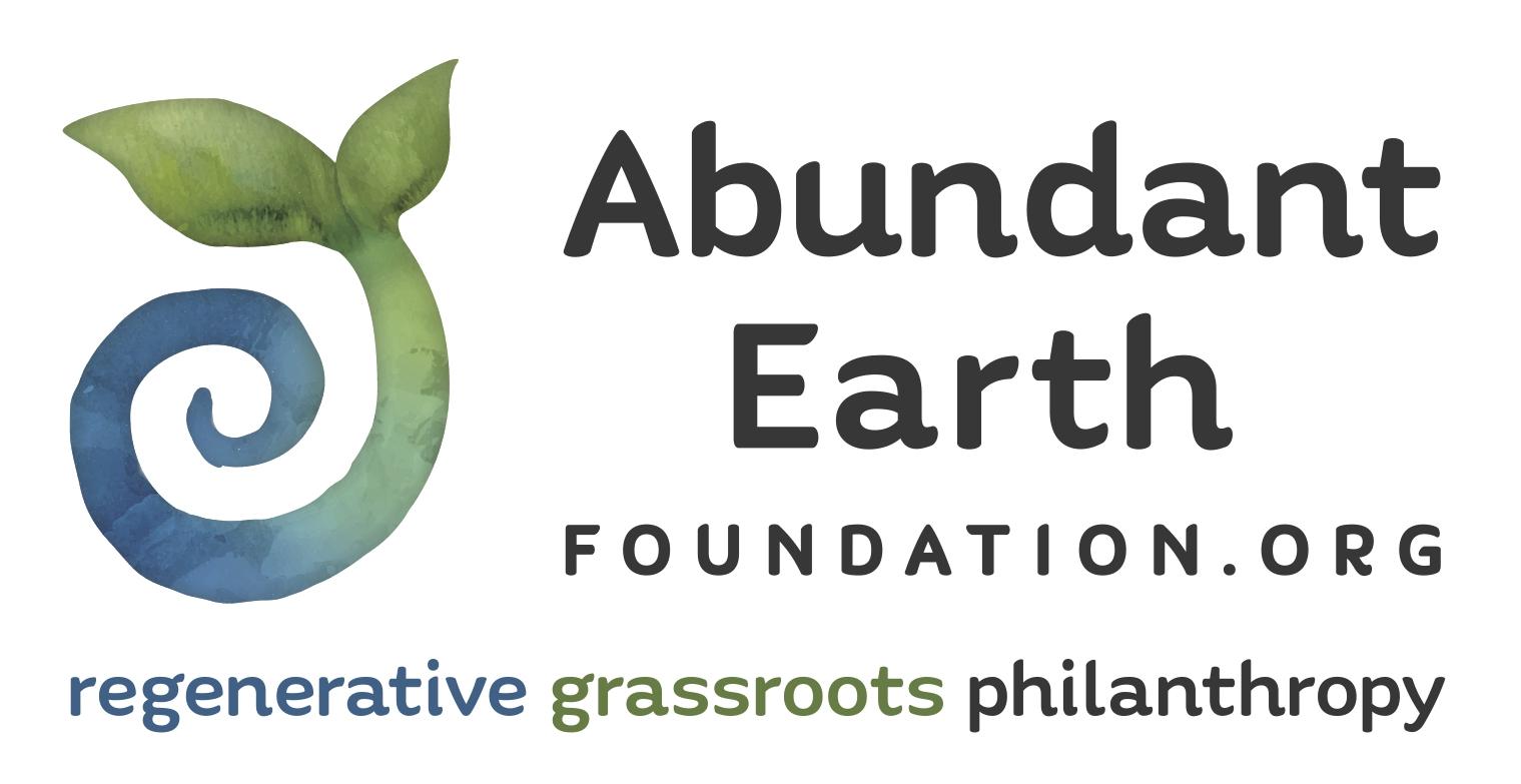 Abundant Earth Foundation Logo