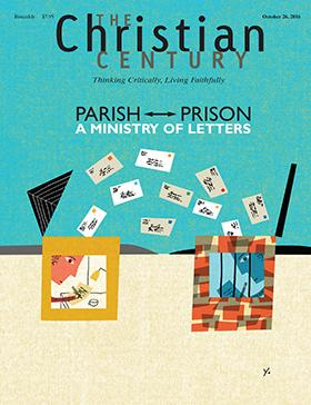 Read our Christian Century article, One Parish One Prisoner, here.