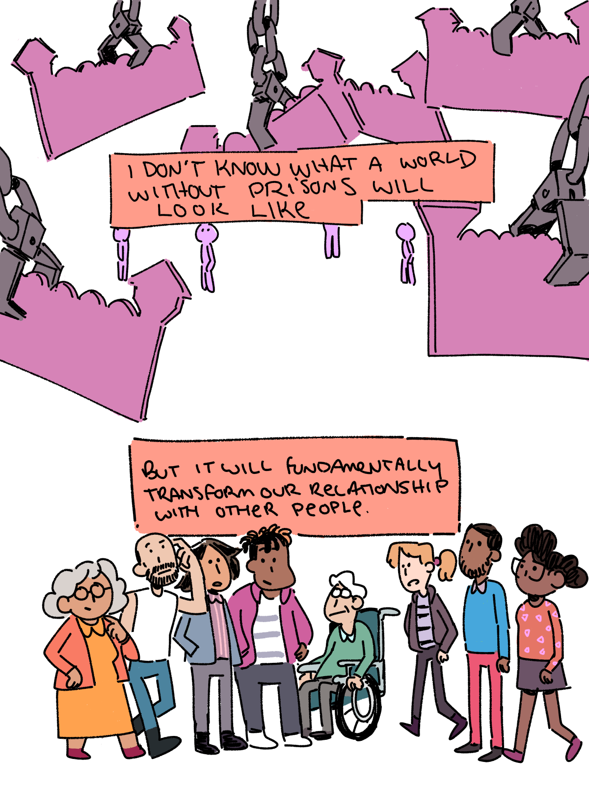 Click the image above for the full comic-article by Flynn Nichols and Mariame Kaba.