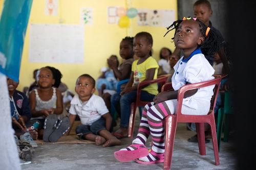 QUINTO CONGRESSO - PRESCHOOL 70 CHILDREN FROM 3 TO 5