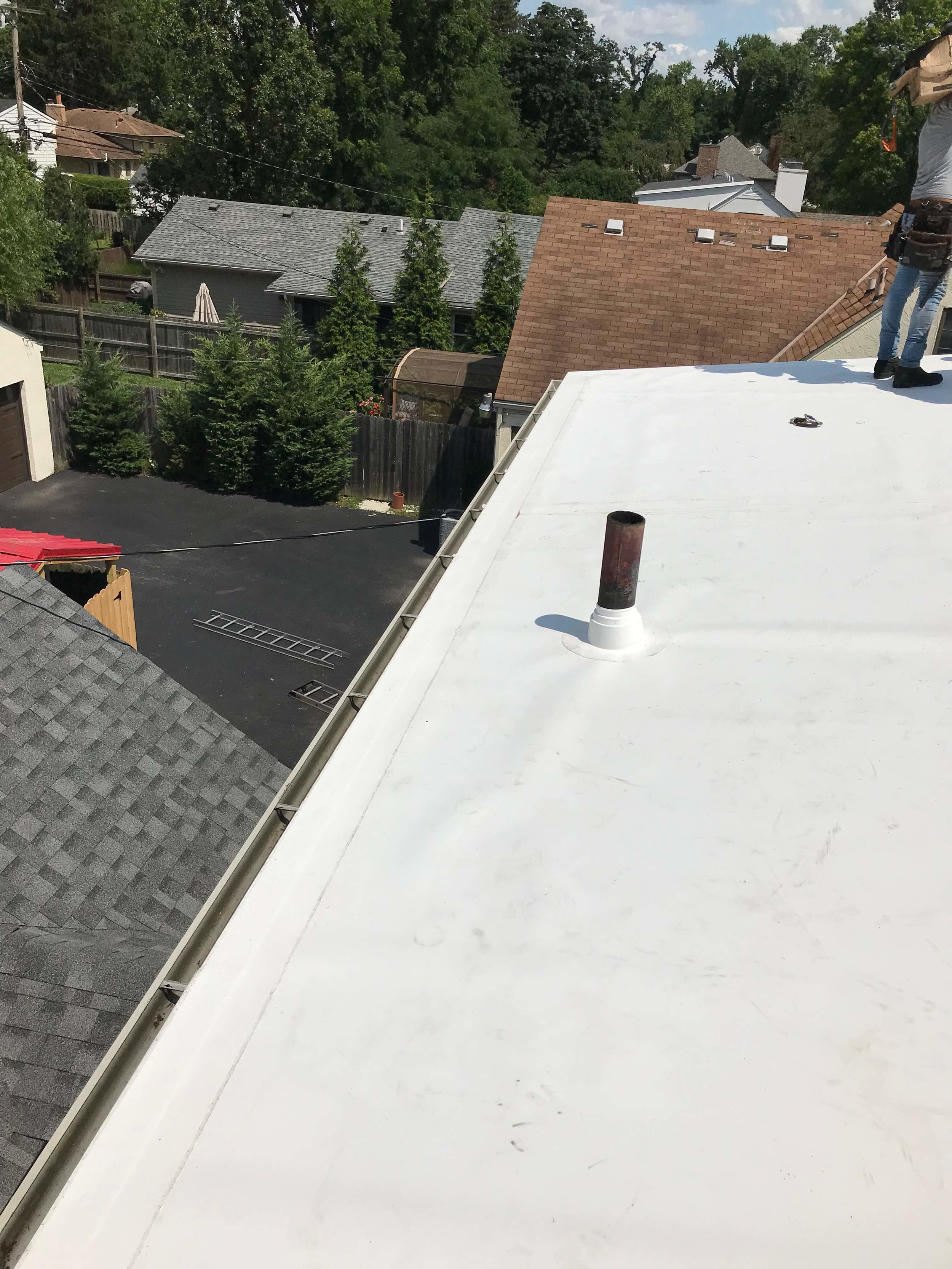 TPO Roofing Replacement