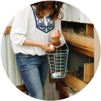 hey, I'm Clare! homesteading hippie girl + daughter of Christ. this is my space to share what I learn on my journey to living a simple, sustainable, nourishing, & glorifying life. learn more! -