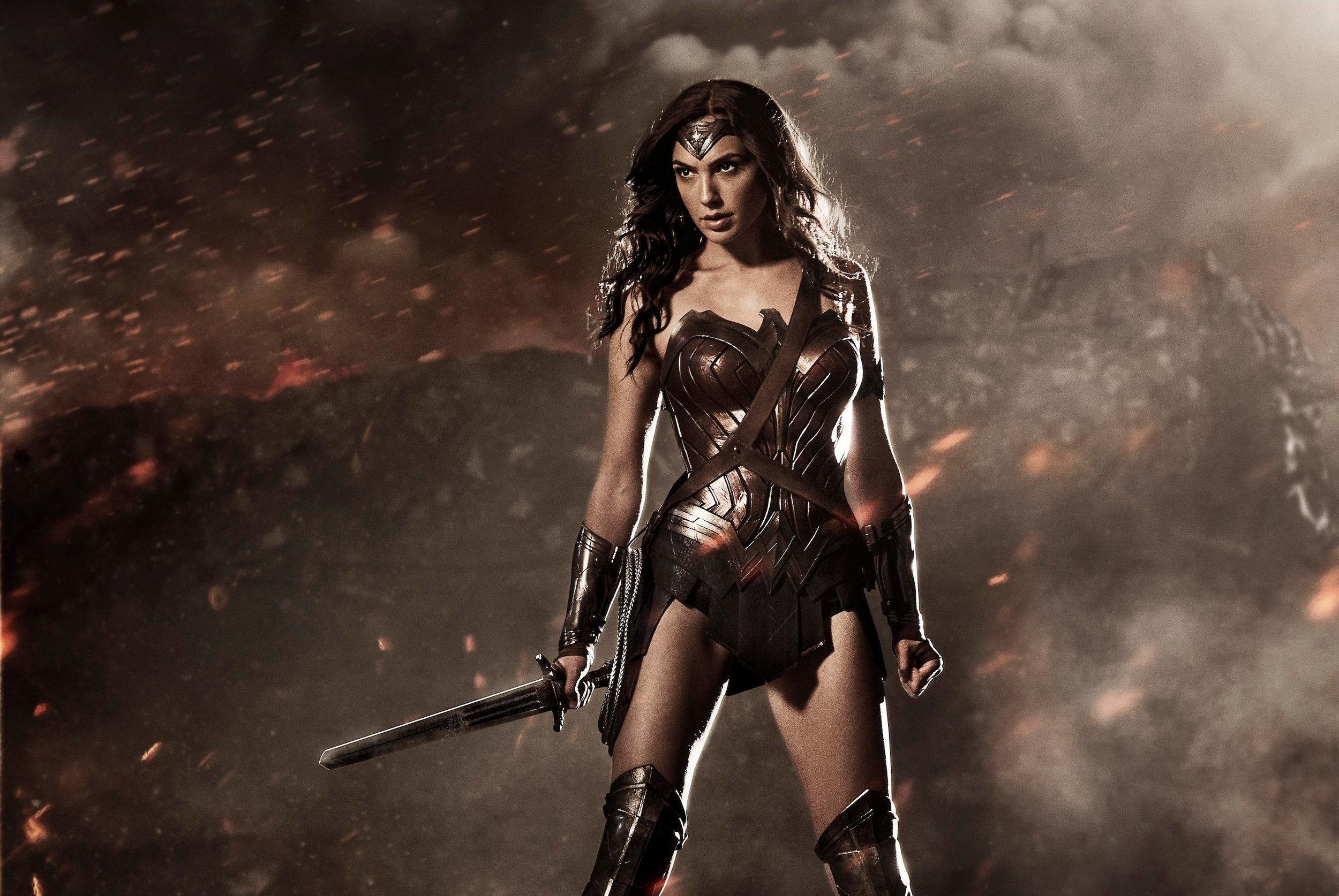 Still Gal Gadot as Wonder Woman