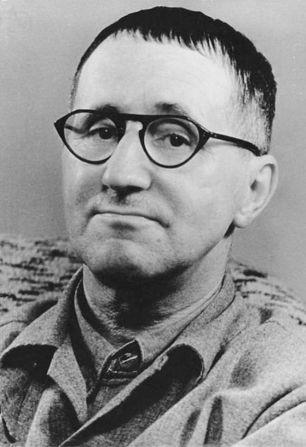 Just going to put all the things below for this (For documentary purposes the German Federal Archive often retained the  original image captions , which may be  erroneous, biased, obsolete or politically extreme .  Bertolt Brecht  ADN-ZB/Kolbe 9.4.1980 [Datum Archiveingang] Bertolt Brecht geb. 10.2.1898 Augsburg gest. 14.8.1956 Berlin, Dichter, Theatertheoretiker und Regisseur. [Porträt Bertolt Brecht]  Abgebildete Personen:   Brecht, Bertolt : Schriftsteller, Regisseur, DDR) Also this post is share alike so go nuts.