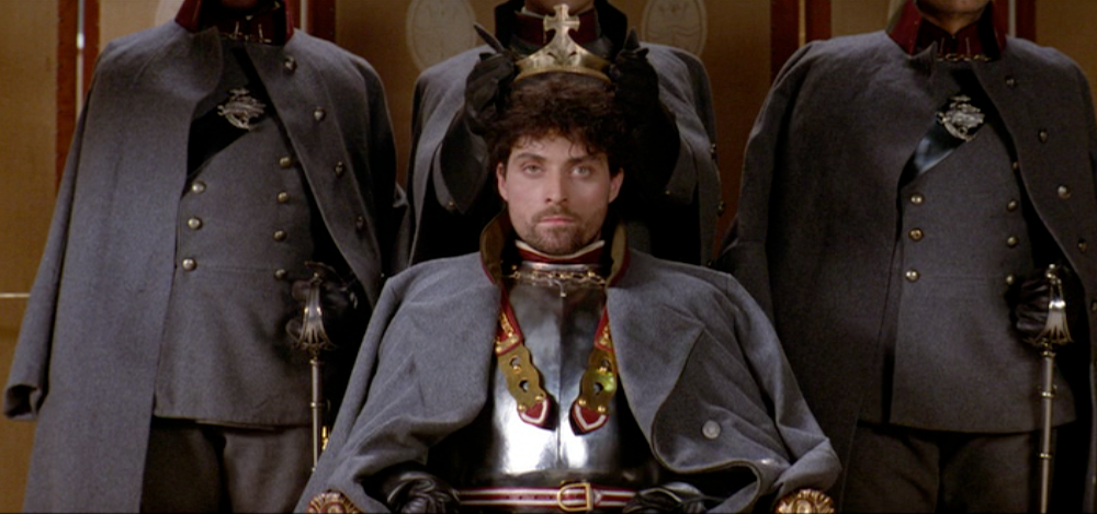 Fortinbras as Rufus Sewell