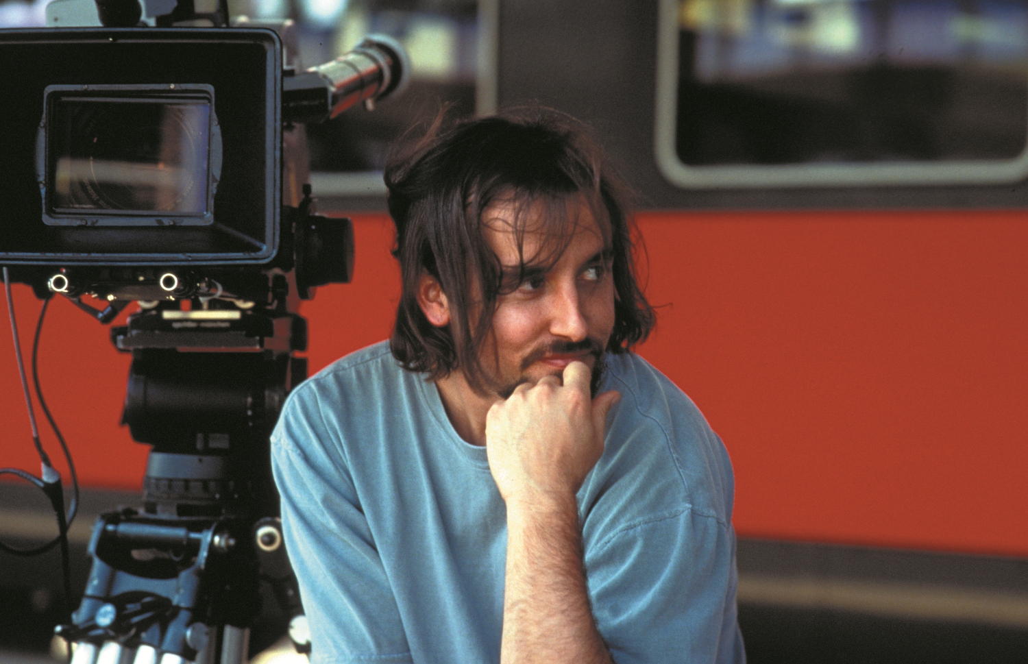 Richard Linklater being all sexy