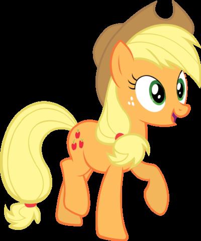 My Little Pony fim friendship is magic applejack