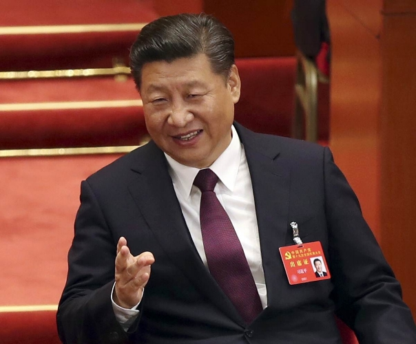 Xi Jinping I dont like him and think he is bad person who will do bad things now