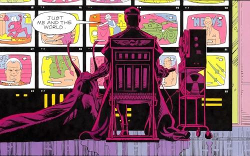 watchmen ozymandias Watchmen Alan Moore Dave Gibbons  John Higgins comic dc