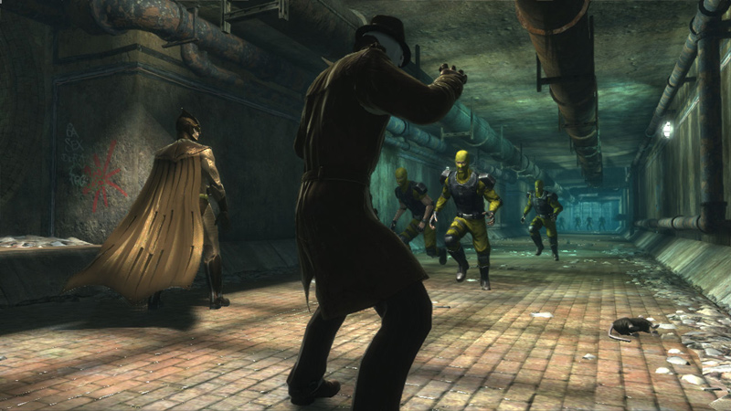 Watchmen: The End Is Nigh    Deadline Games vedio game