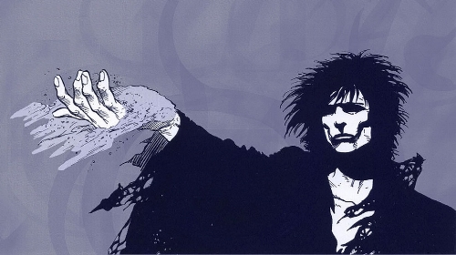 sandman Morpheus dc  Neil Gaiman