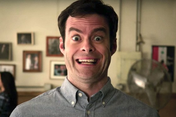 Barry hbo tvshow  bill hader from snl