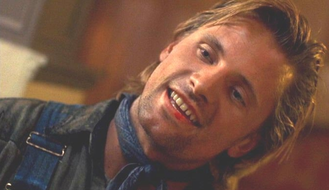 "Leatherface: The Texas Chainsaw Massacre II     Viggo Peter Mortensen Jr.     as Edward ""Tex"" Sawyer lord of the rings Aragorn"
