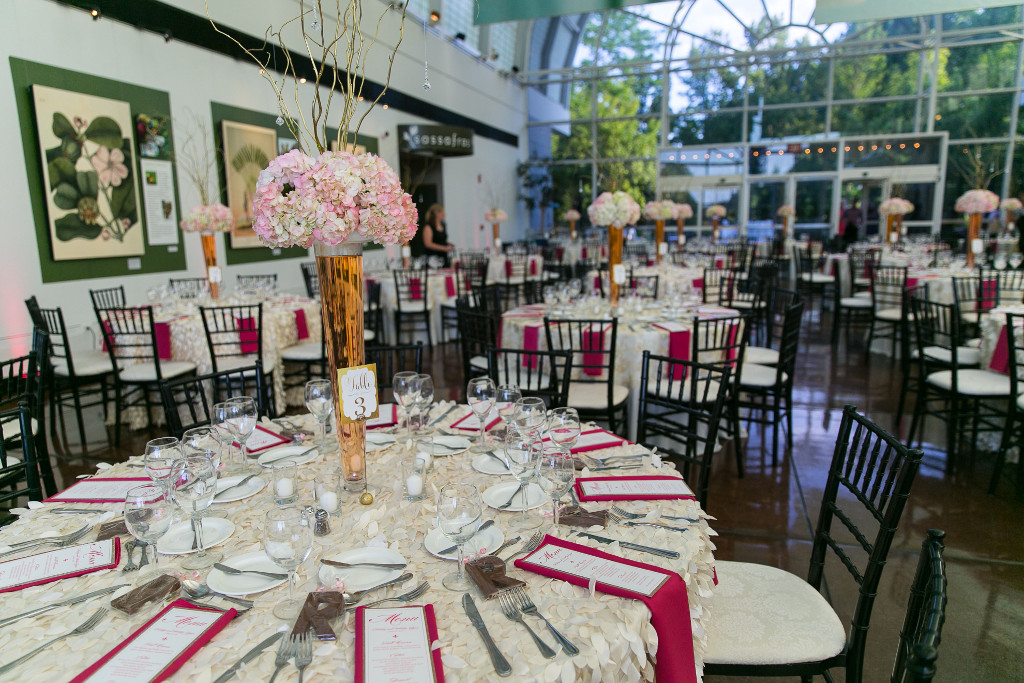 Wedding Styling - This service specializes in creating a full design concept for your special day. From color choices to venue layout to rental items needed, we suggest and plan the perfect