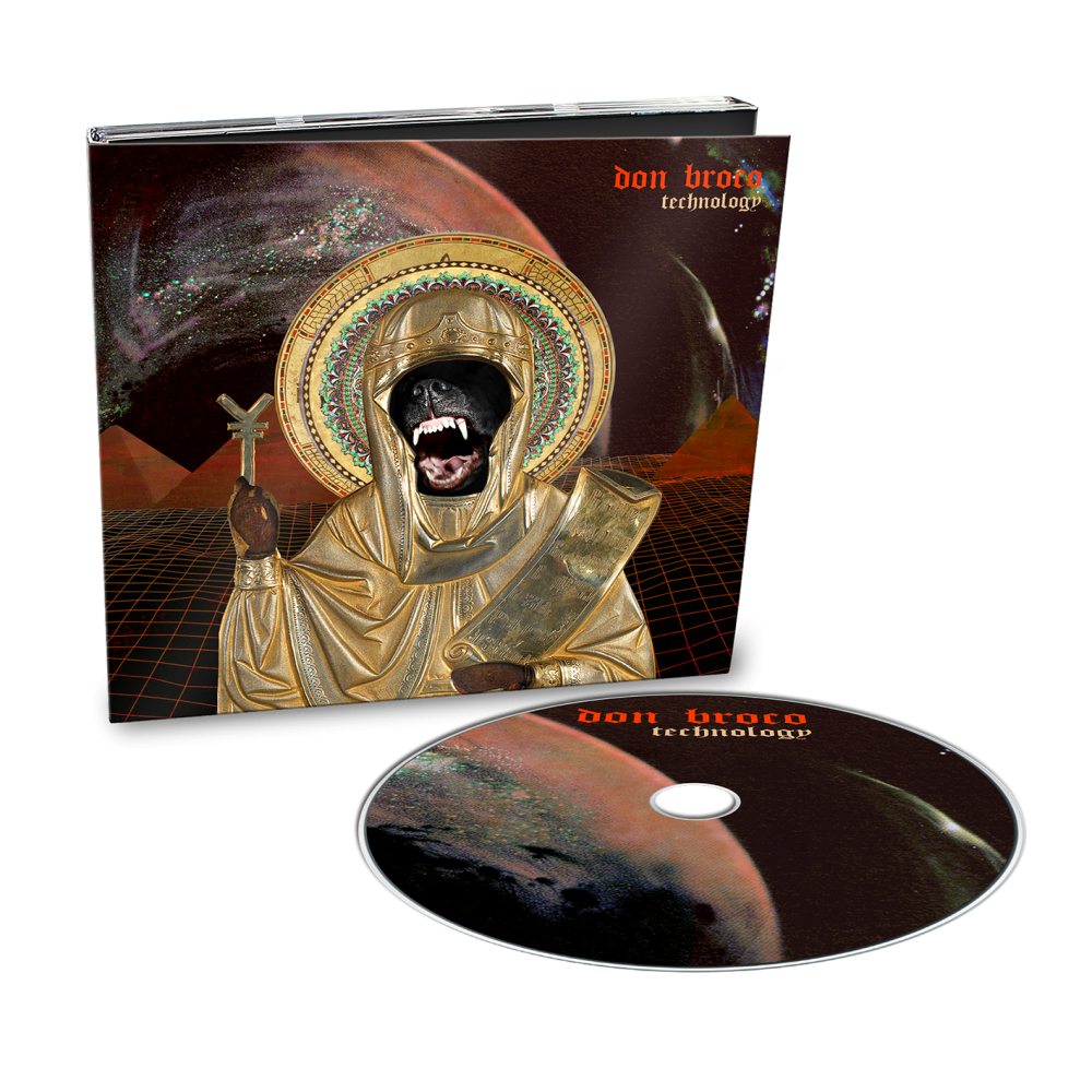 Digipak Deluxe CD