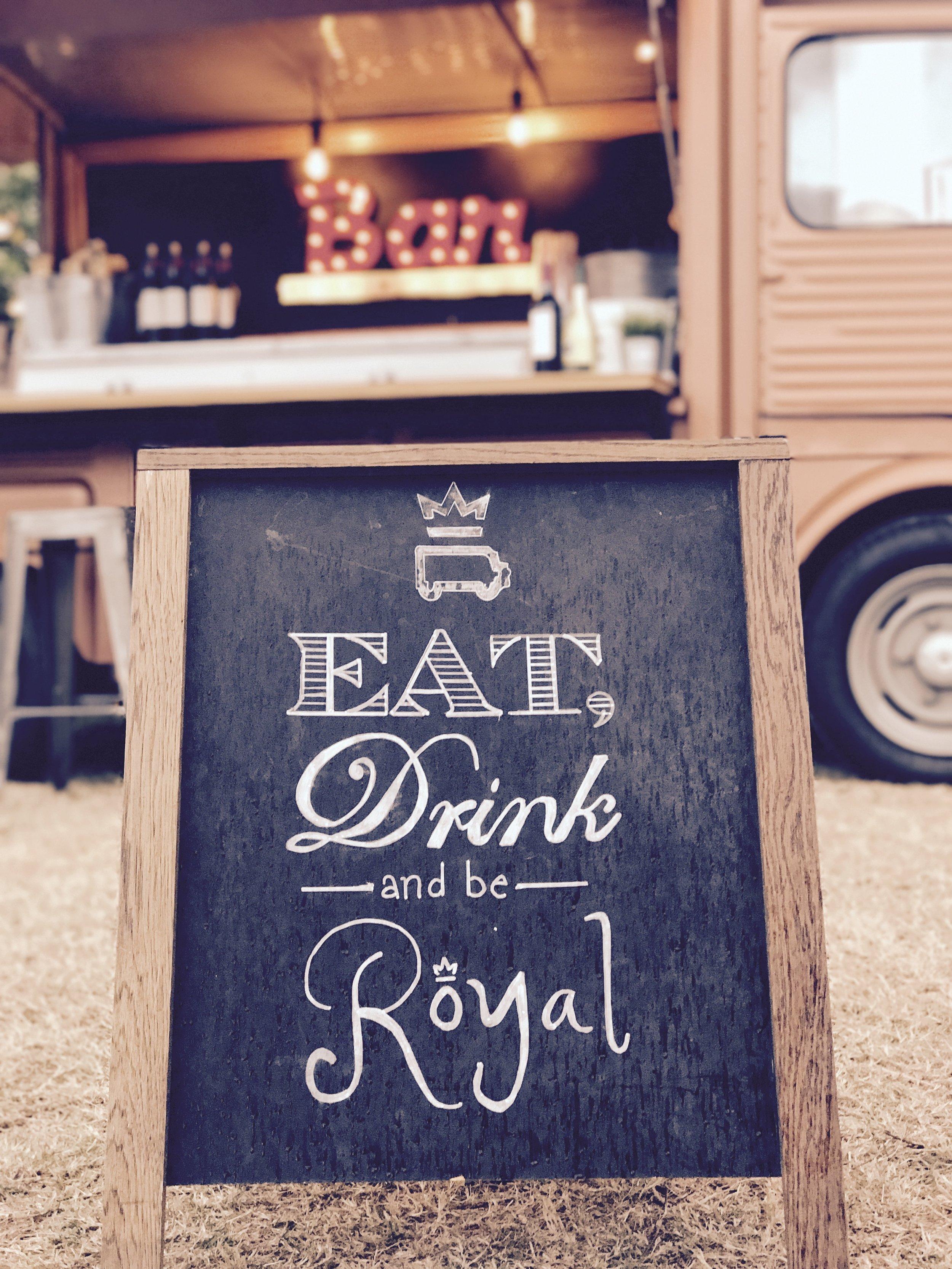 Duke wedding eat drink.jpg