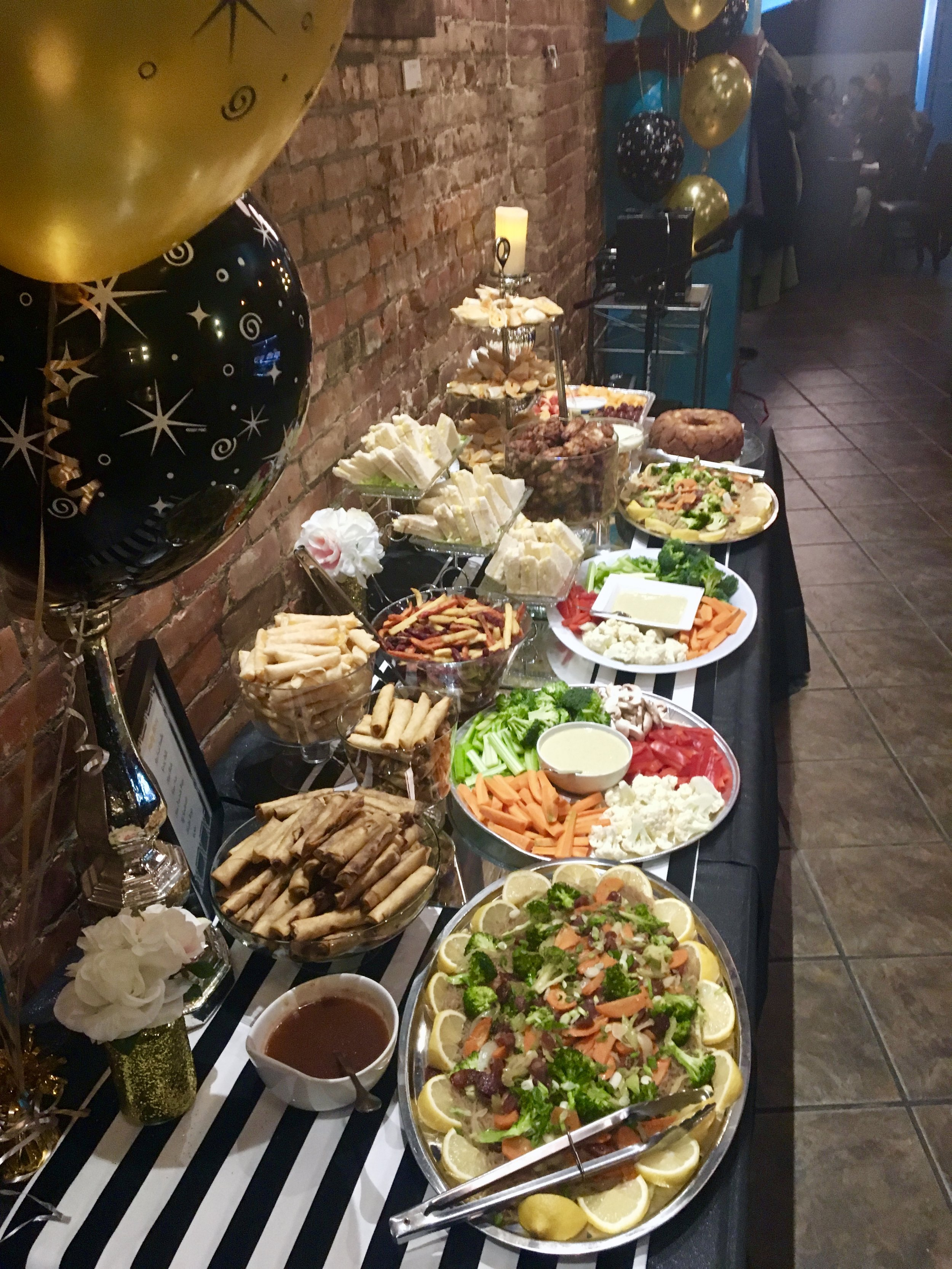 Want us to host or cater for your event? - We can host your event at our 374 Bank St location or cater for your special event with our wide variety of Filipino foods. For more information or quotes send us an email down below!