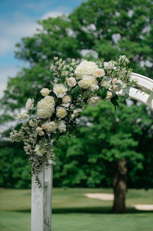 white peony hydrangea wedding arch.jpg