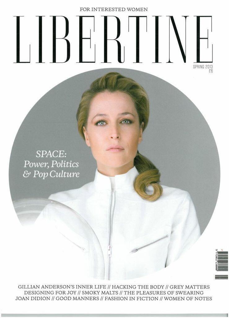 In Praise of Mills & Boon feature, Libertine Magazine