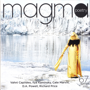Poetry Post Brexit article, Magma Poetry