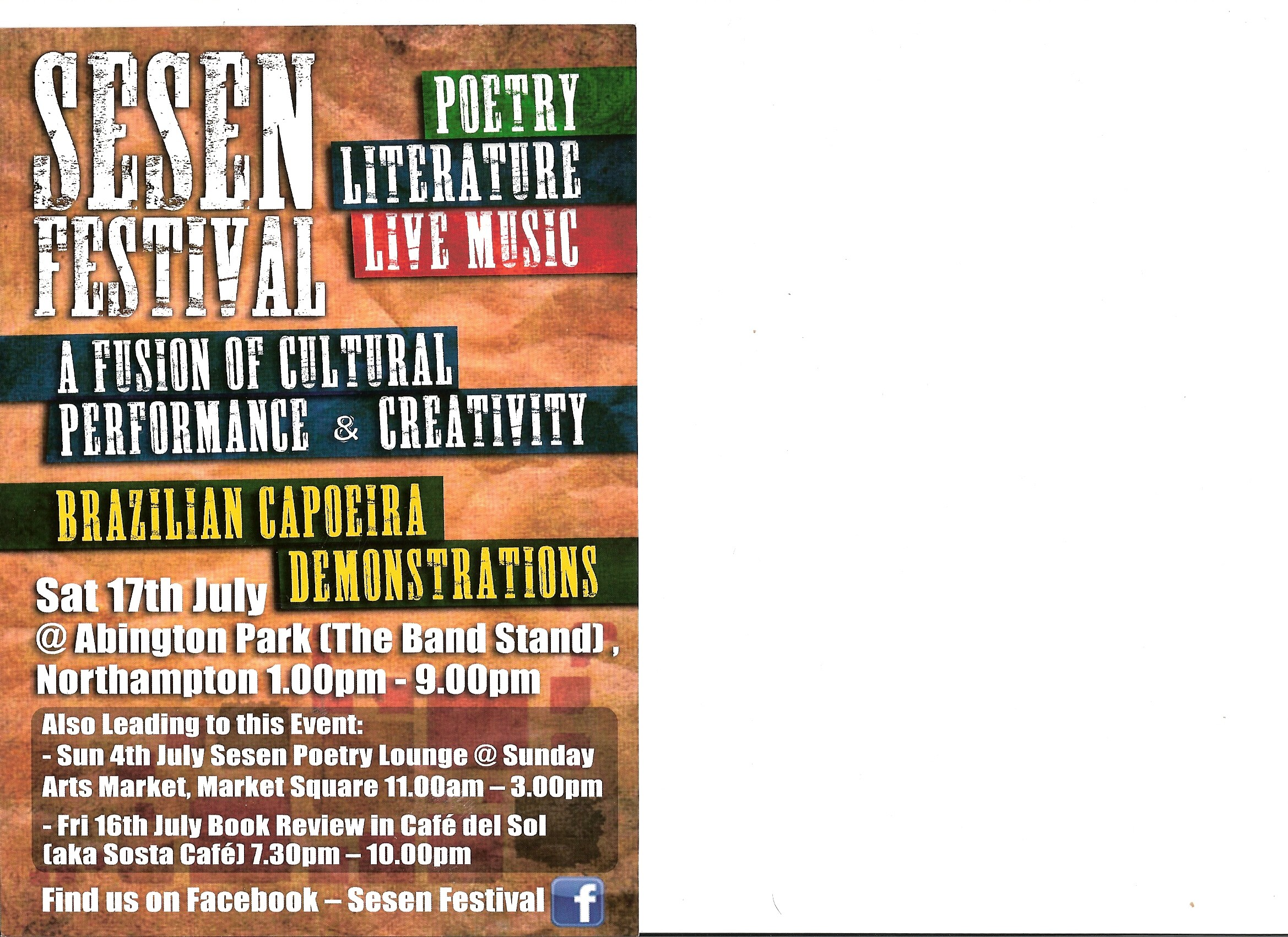 Poetry in Performance — Dzifa Benson