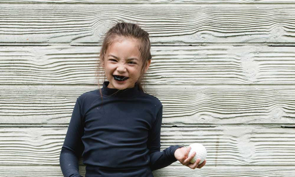 Mouthguards - A vital accessory for all active children→