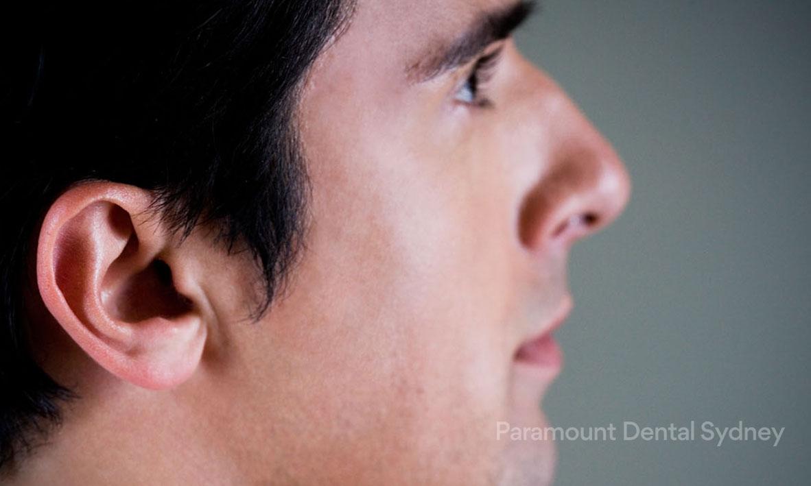 © Paramount Dental Sydney Nasal Enhancement