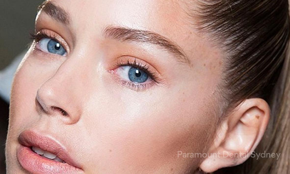 © Paramount Dental Sydney Eyebrow Enhancement