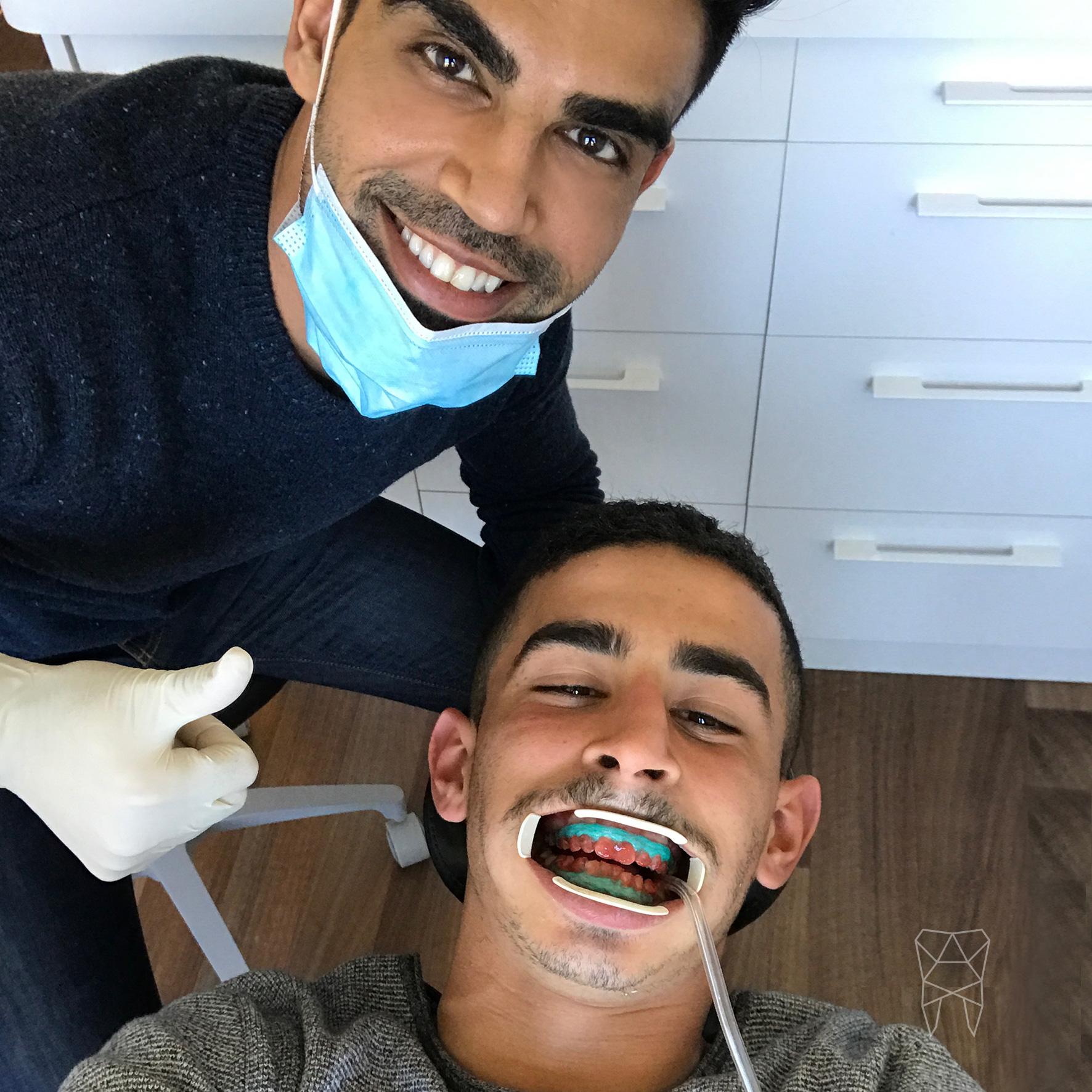 © Paramount Dental Sydney 01 Teeth Whitening Doesn't Destroy Enamel In Chair Teeth Whitening.jpg
