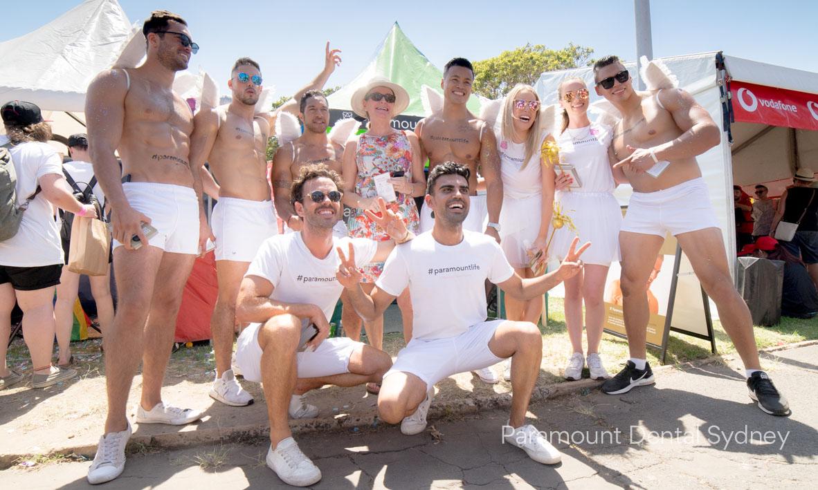 Back row: Markus, Rob Brown, Rakena, guest, Shondel Surma, Jenna, Larissa, Juan Vergara. Front: Adam Robinson and Dr Amrinder Oberoi